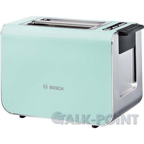 Bosch Toaster TAT 8612 Toaster türkis