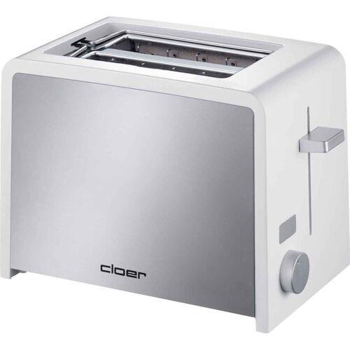 Cloer Toaster 3211 eds/ws Toaster