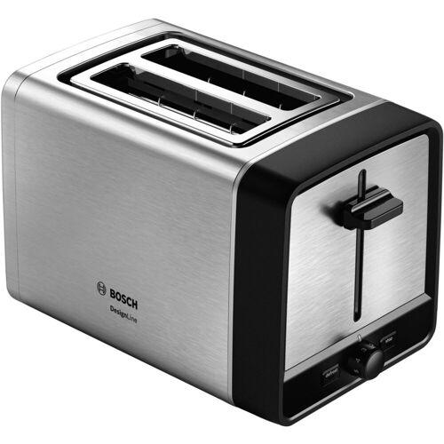 Bosch Toaster Kompakt-Toaster DesignLine TAT5P420DE