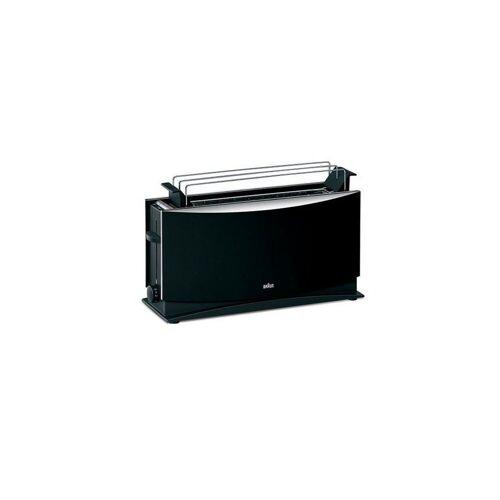 Braun Toaster HT 550 Langschlitztoaster schwarz