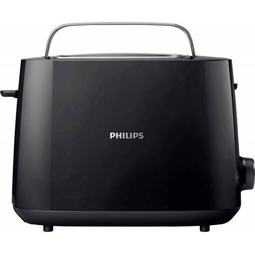 Philips 2-in-1-Toaster Daily Collection Toaster HD2581/90, 900 W