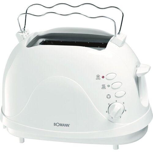 BOMANN Toaster TA 246 CB Toaster