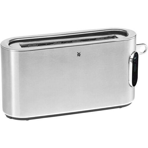 WMF Toaster Langschlitz Toaster Brötchenaufsatz 2 Scheiben, 1 Langschlitz Toaster mit Brötchenaufsatz, 980 W