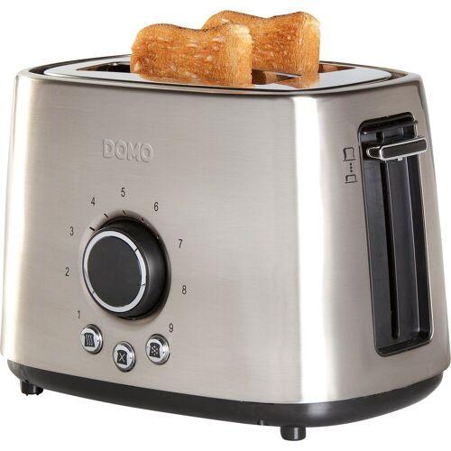 Domo Toaster Retro-Look DO956T, 1000 Watt