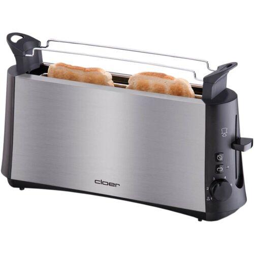 Cloer Toaster Langschlitz-Toaster 3810