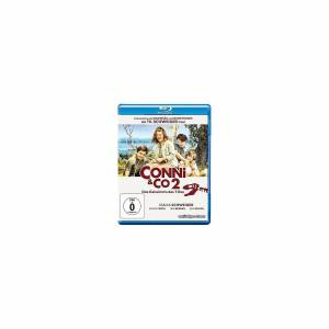 Warner Home Video BLU-RAY Conni & Co 2 - Das Geheimnis des T-Rex