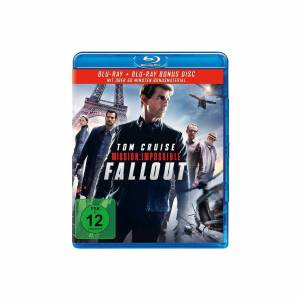 Mission BLU-RAY Mission: Impossible 6-Fallout