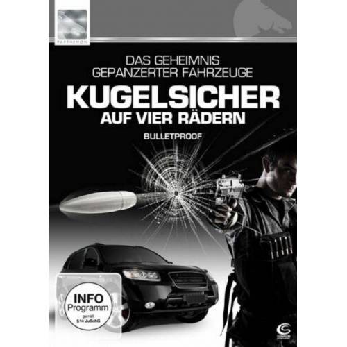 Heroes »Kugelsicher auf vier Rädern - Bulletproof (2012) DVD Neu« DVD-Player (dvd)