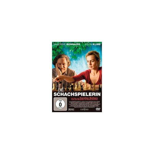 DVD Die Schachspielerin