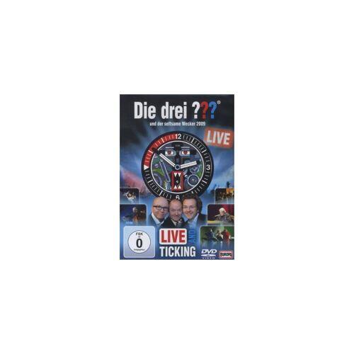 Sony DVD Die drei ??? - Der seltsame Wecker LIVE