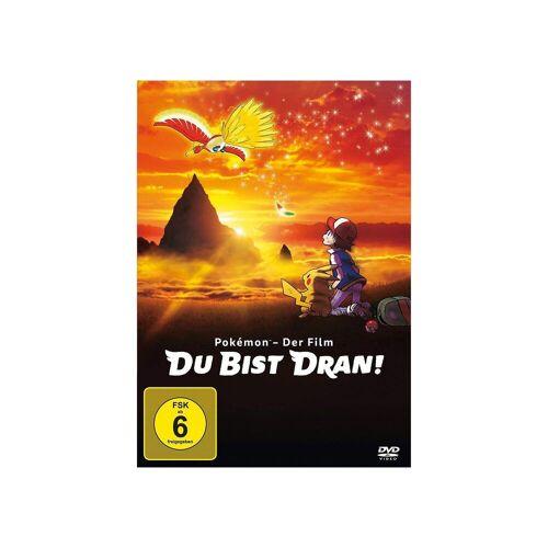 DVD Pokémon - Der Film: Du bist dran!