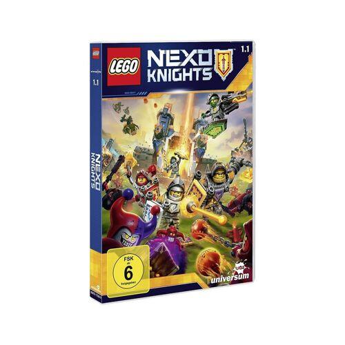 Lego DVD Nexo Knights 1.1
