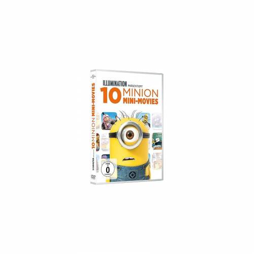Universal DVD 10 Minions Mini-Movies