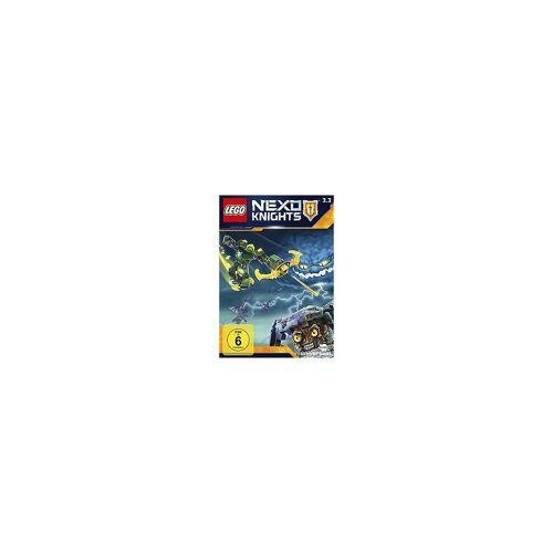 Lego DVD Nexo Knights Staffel 3.3