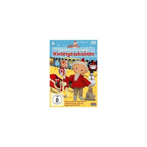 Sony DVD Unser Sandmännchen 6/Sandmännchens traumhafte Win