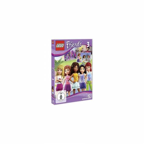 Lego DVD Friends - DVD 3