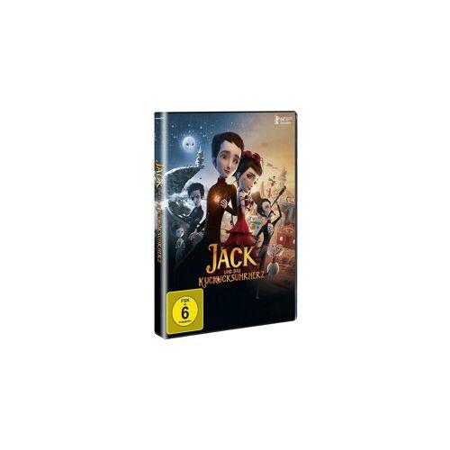 Universum DVD Jack und das Kucksuhrherz