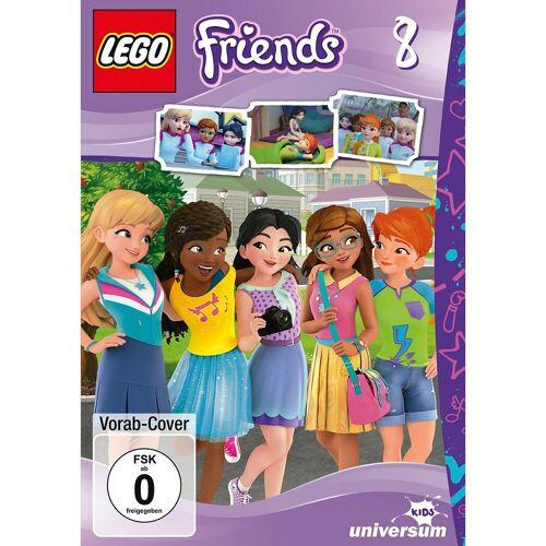 Lego DVD Friends 8