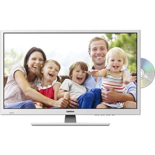 Lenco DVL-2862 LED-Fernseher (70 cm/28 Zoll, HD ready), weiß, Energieeffizienzklasse A