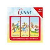 Universal CD Conni - 3 CD Hörspielbox Vol. 1