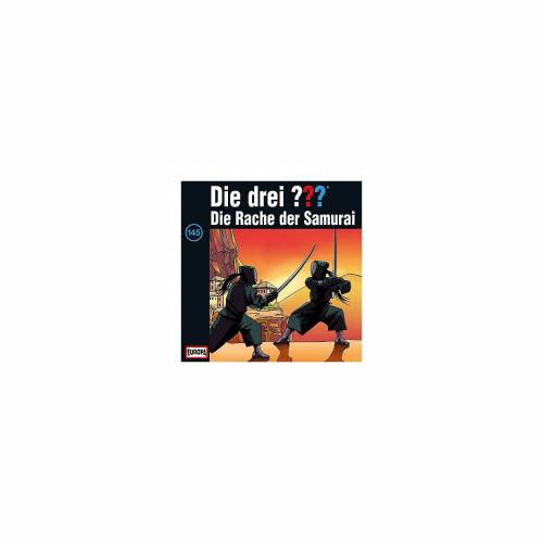 Sony CD Die Drei ??? 145 - Die Rache der Samurai