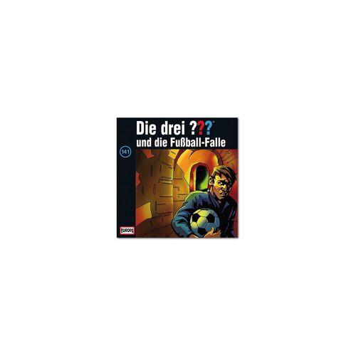 Sony CD Die Drei ??? 141 - und die Fussball- Falle