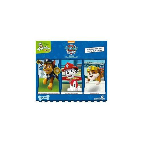 PAW PATROL Hörspiel »CD Hörspiel-Box 1«