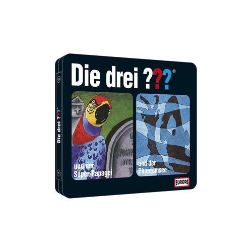 Sony CD Die Drei ??? - Folge 1+2 (Steelbook)
