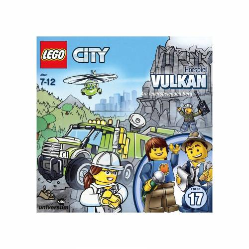 Lego CD City 17