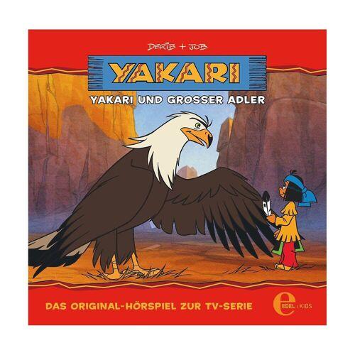 Edel CD Yakari - Yakari und Großer Adler