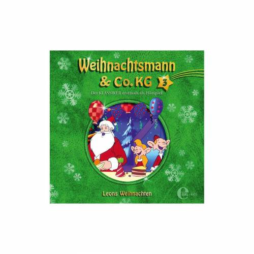 Edel CD Weihnachtsmann & Co.KG 3- Leons Weihnachten