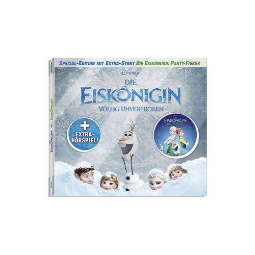 Kiddinx CD Die Eiskönigin & Die Eiskönigin: Party-Fieber
