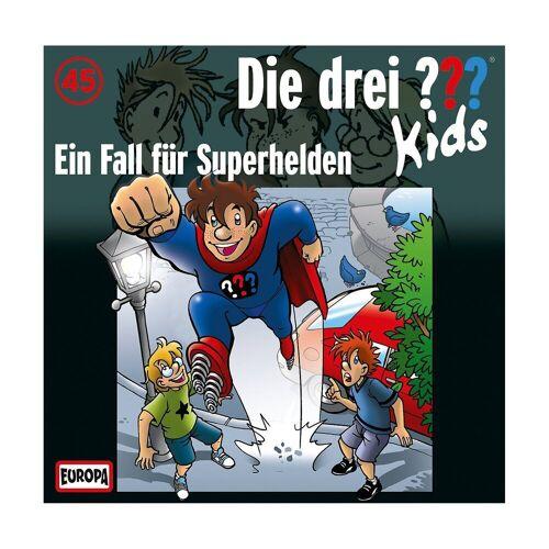 Sony CD Die Drei ??? Kids 045-Ein Fall für Superhelden