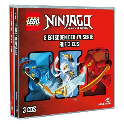 Lego CD Ninjago - Hörspielbox 1