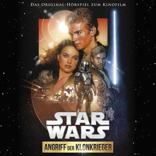 Universal Hörspiel »CD Star Wars 2 - Angriff der Klonkrieger«