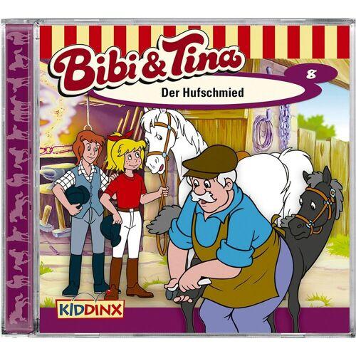 Kiddinx Hörspiel »CD Bibi & Tina 08 - Der Hufschmied«