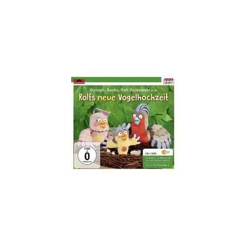 DVD Rolfs neue Vogelhochzeit (CD + DVD)