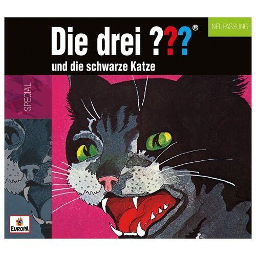 Sony DCD Die drei Fragezeichen - Special - und die schwarze Katze