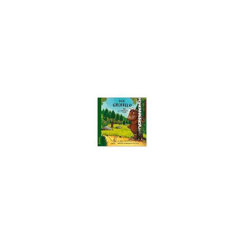 Hörcompany Der Grüffelo / Das Grüffelokind, 1 Audio-CD