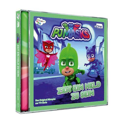 Just Bridge Entertainment Hörspiel »CD PJ Masks - Zeit ein Held zu sein«