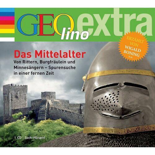 Edel Hörspiel »CD Geolino extra - Das Mittelalter«