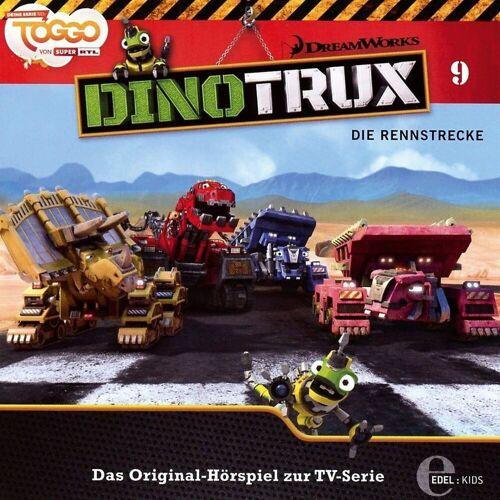 Edel Hörspiel »CD Dinotrux 9 - Die Rennstrecke«