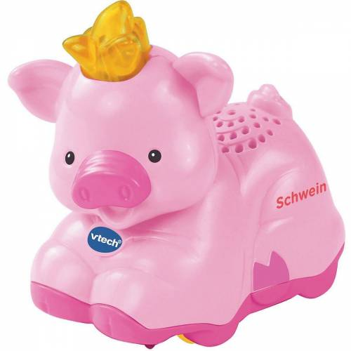 Vtech® Spiel, »Tip Tap Baby Tiere - Schwein Schorsch«