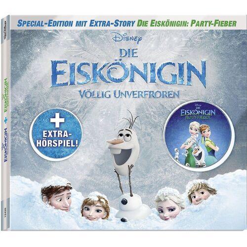 Kiddinx Hörspiel »CD Die Eiskönigin & Die Eiskönigin: Party-Fieber«