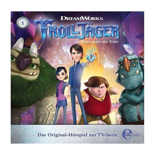 Edel Hörspiel »CD Trolljäger 1 - Das Amulett«