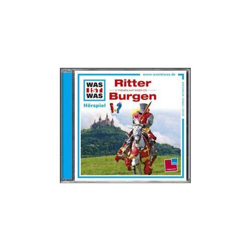 Universal Hörspiel »WAS IST WAS Hörspiele: Ritter / Burgen, 1 Audio-CD«