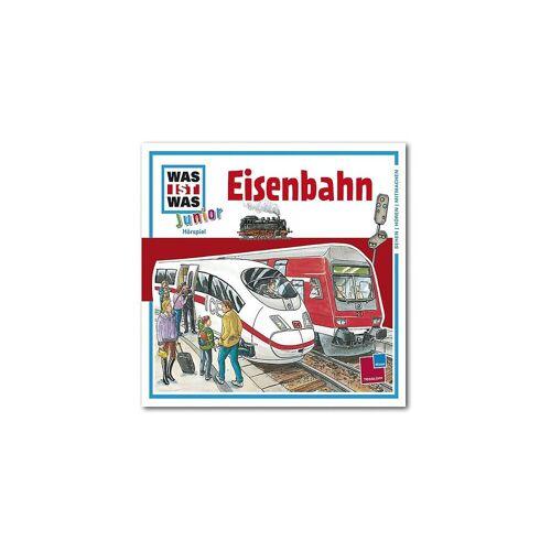 Universal Hörspiel »CD Was ist Was Junior 14 - Eisenbahn«