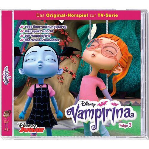 Kiddinx Hörspiel »CD Vampirina Folge 3«