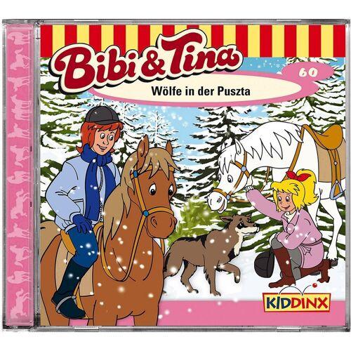 Kiddinx Hörspiel »CD Bibi & Tina 60: Wölfe in der Puszta«
