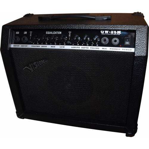 »MSA - GW 25 M« Verstärker (für Gitarren)